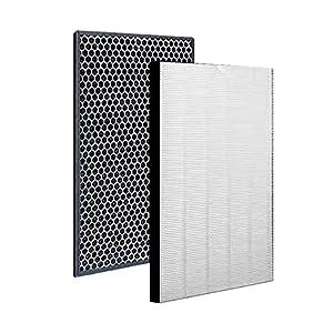 B Blesiya Filtro di Ricambio per Filtro purificatore d'Aria Filtri ad Alte Prestazioni per Sharp FZ-D70 HF