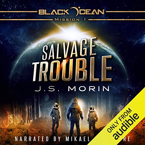 Couverture de Salvage Trouble