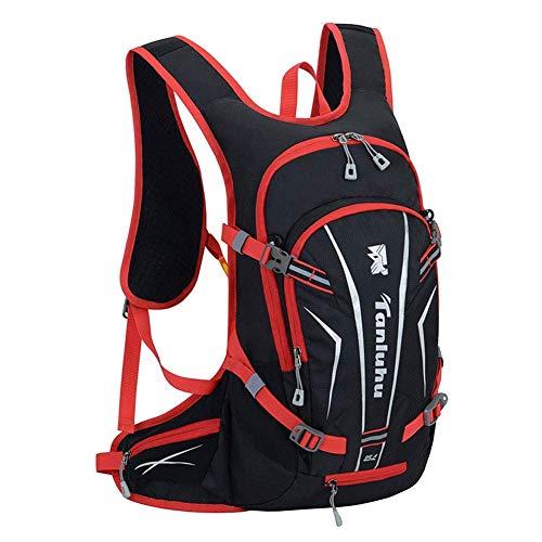 JNMDLAKO 15L Hydration Backpack Lightweight Daypack Waterproof Breathable Water Bag Pack Cycling Hiking Running Biking