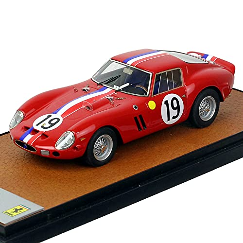 Unbekannt Ferrari 250 GTO SN 3705 GT Winner 24H Lemans 1962 (Jean Guichet - Pierre Noblet) 1:43 BBR