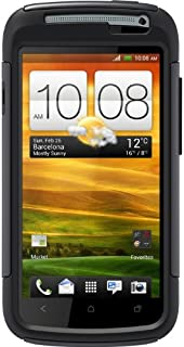 OtterBox Commuter Series Case for HTC One S - Retail Packaging - Black