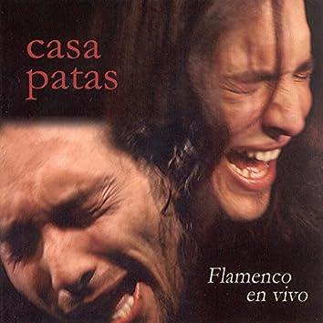 Casa Patas. Flamenco En Vivo