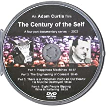 The Century of the Self by Adam Curtis, producer of Power of Nightmares