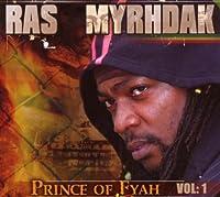 Vol. 1-Prince of Fyah