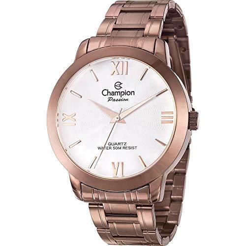 Relógio Feminino Champion Analógico CN28704O - Marrom