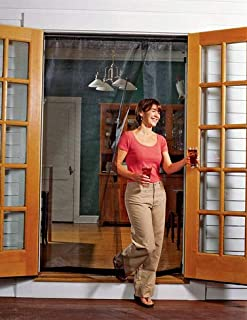 retractable screen door outswing