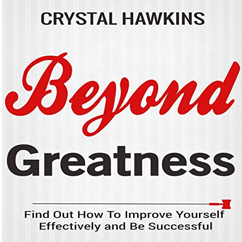 Beyond Greatness cover art