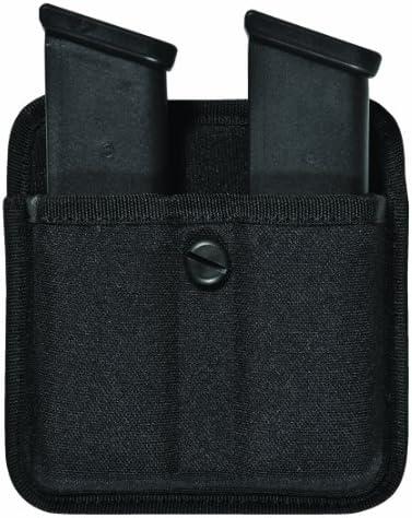 BIANCHI Patroltek 8020 Black Triple Threat II Magazine Pouch Size 2 product image