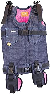 Firefly by Leckey Upsee Mobility Device – Mobility Harness for Children with Motor Impairments - Pink, Large …