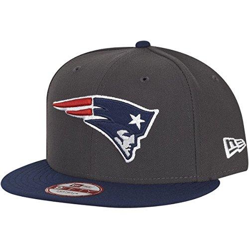New Era 9Fifty Snapback Cap - NFL New England Patriots Graph