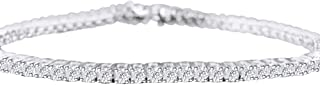 Best mens gold diamond tennis bracelet Reviews