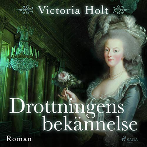 Drottningens bekännelse cover art