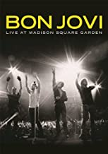 Pop DVD, Bon Jovi - Live At Madison Square Garden (DVD, Region code : all)[002kr]
