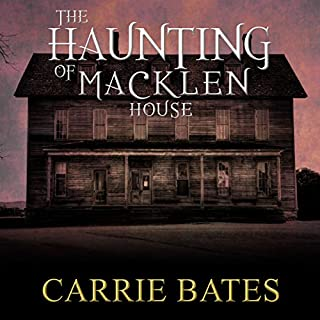 The Haunting of Macklen House audiobook cover art