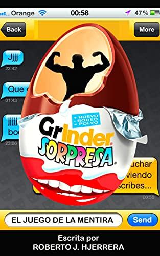 GRINDER SORPRESA de ROBERTO J. HERRERA