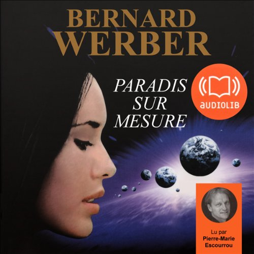 Paradis sur mesure  audiobook cover art