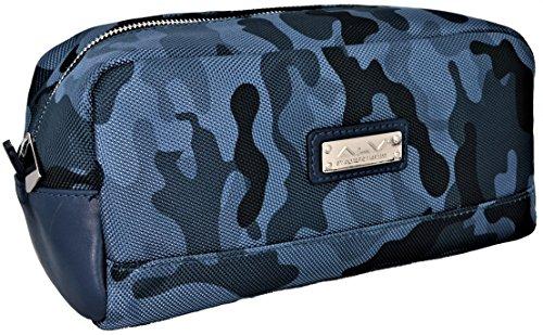 Beauty Case Unisexe Camouflage/Bleu Alviero Martini Beauty Case Unisexe Camouflage/Bleu