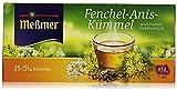 Meßmer Fenchel-Anis-Kümmel Kräutertee, 25 Teebeutel,...