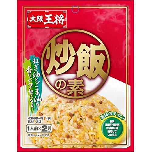 大阪王将 炒飯の素 ねぎ油とごま油の香りがクセになる