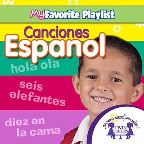 Canciones Espanol [Spanish Songs] audiobook cover art