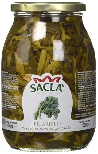 Saclà Friarielli - Pacco da 4 pezzi x 880 g