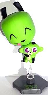 Invader Zim Original Series 1 Happy Gir in Dog Suit with Monkey Mini Bobble-head