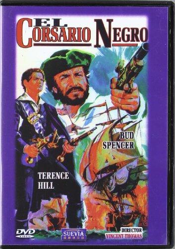 El corsario negro [DVD]