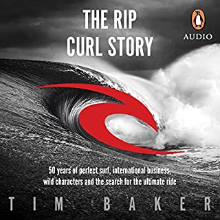 The Rip Curl Story cover art