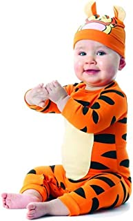 Playama - Pijama disfraz tigger talla 3-6 meses