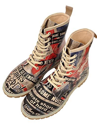 DOGO Boots - British Punk 39