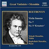 Beethoven: Vln Sonatas 7 & 9