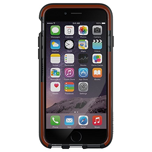 Tech21 Classic Trio Band Case for Apple iPhone 6 - Black