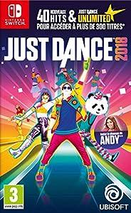 Just Dance 2018 - Nintendo Switch [Importación francesa]