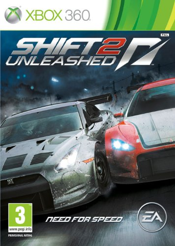 mächtig der welt Electronic Arts X360 Need for Speed Shift 2: Entfesselt (EU)