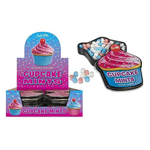 Cupcake con sabor Mentas