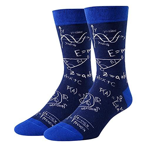 Funny Nerd Teacher Socks
