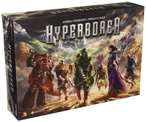 Hyperborea Spiel