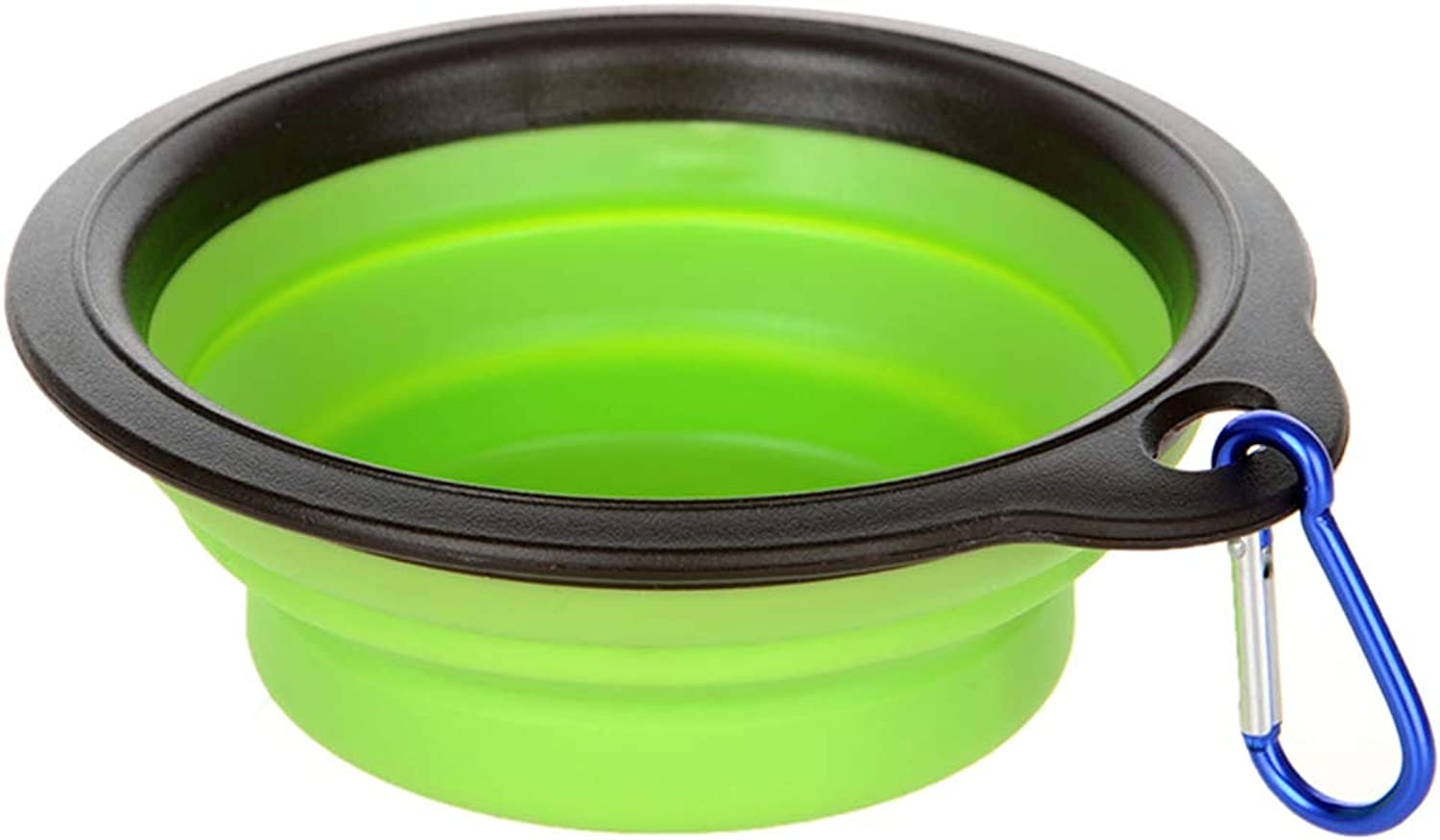 CQ Pet Portable Dog Bowl Cat Drinking Water Feeding Bowl Dog Food Bowl Dog Out Folding Water Bowl Cat Bowl Food Bowl