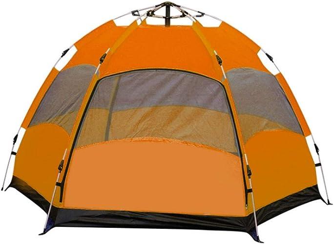 KY Tente de Camping Pique-Nique en Plein air pour Tente de Camping Pliable pour 5 à 8 Personnes