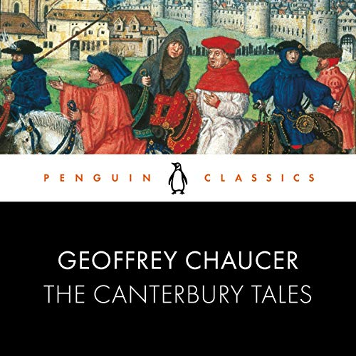 Page de couverture de The Canterbury Tales