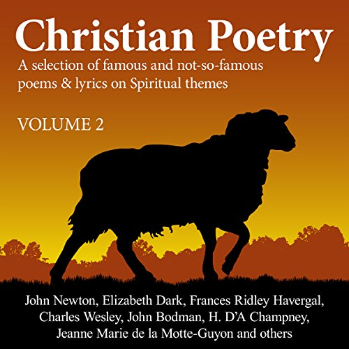 Christian Poetry, Book 2 audiobook cover art