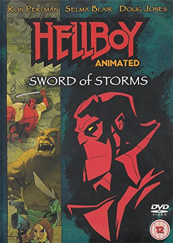 Hellboy - Animated: Sword Of Storms