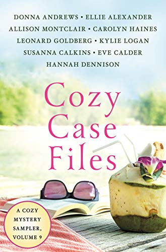 A Cozy Mystery Sampler, Volume 9
