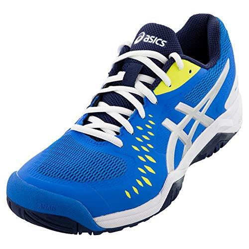 ASICS Men's Gel-Challenger 12 Court Shoes, 6M, Electric Blue/Silver