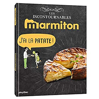 Paperback Marmiton J'ai la patate ! Les recettes incontournables (PBA.MARMIT.SOUP) (French Edition) [French] Book