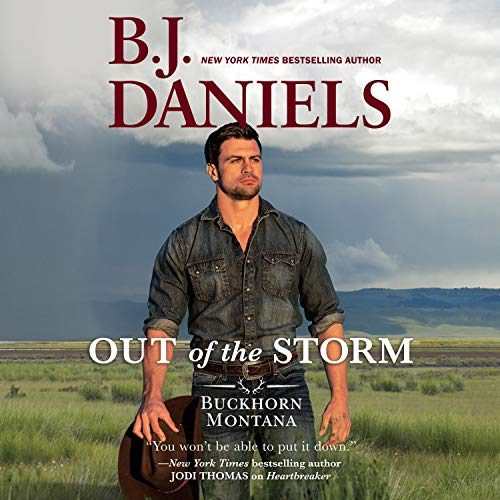 Out of the Storm: A Buckhorn, Montana Novel, Book 1