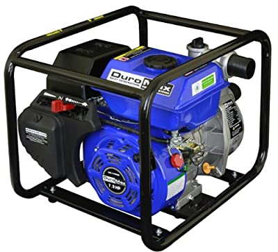 DuroMax XP652WP 2'' 7.0 Hp Water Pump (Refurbished)