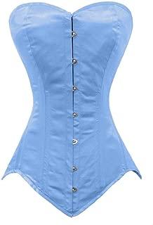 Best blue overbust corset Reviews