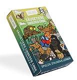 JAKLARO! mamíferos de nuestra tierra, el inteligente juego de cartas para toda la familia y todos los fans de la biología.