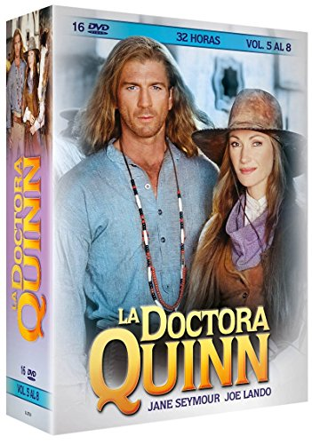 Doctora Quinn - Volumen 5 - 8 [DVD]
